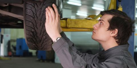 5 Signs You Need New Tires, Waterbury, Connecticut