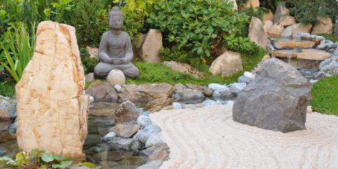 4 Rock Garden Design Tips, Canyon Lake, Texas