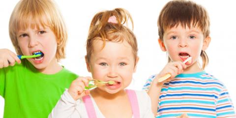 A Pediatric Dental Professional Wishes You A Happy National Children's Dental Health Month! , Miami, Ohio