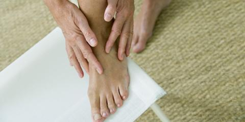 3 Common Culprits for Foot Pain, Springfield, Ohio