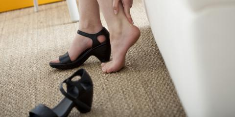 Arkansas Foot Doctors Explain 3 Ways High Heels Can Cause Discomfort, Benton, Arkansas