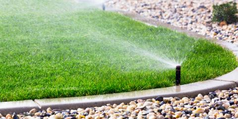 What You Can Expect With a Professional Sprinkler Installation, Pittsford, New York