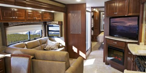 3 Reasons Your RV Could Use Carpet & Upholstery Cleaning, Southeast Guadalupe, Texas