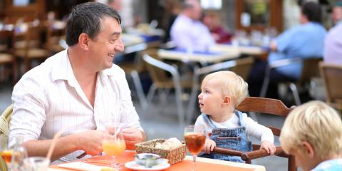 3 Reasons to Take Your Young Children Out to Eat , Andrews North, Texas