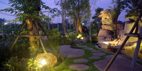 What Are the Benefits of Landscape Lighting?, Hahira, Georgia
