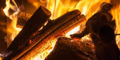 Jefferson County Chimney Sweep Offers Tips for Burning Wood Safely, Cisne, Illinois