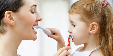 Dentist Explains the Pros, Cons of Electric & Manual Toothbrushes, Sharonville, Ohio