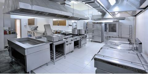 3 Types of Essential Commercial Kitchen Equipment, Onalaska, Wisconsin
