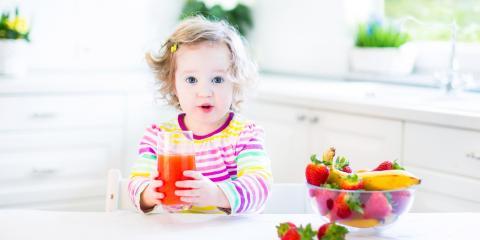 How Soda & Juice Impact Your Toddler's Teeth, Springdale, Ohio