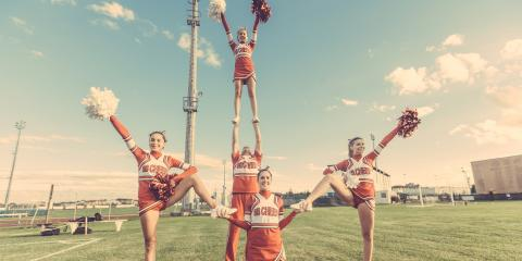 3 Cheerleading Conditioning Workouts to Build Strength, Penfield, New York