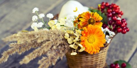 4 Flower Decor Ideas for Thanksgiving, Lewisburg, Pennsylvania