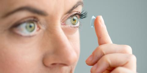 4 Mistakes to Avoid When Wearing Contacts, Mukwonago, Wisconsin