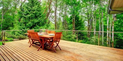 4 Steps to a Cleaner, Longer-Lasting Deck , Wentzville, Missouri