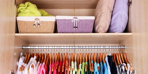 Essential Home Organization Tips to Save Space in Your Closets, Covington, Kentucky