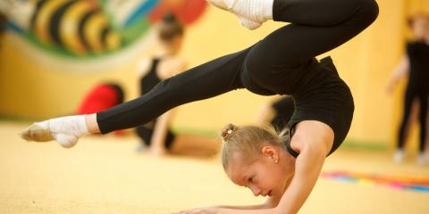 Tumbling & Gymnastics: What's the Difference?, Koolaupoko, Hawaii