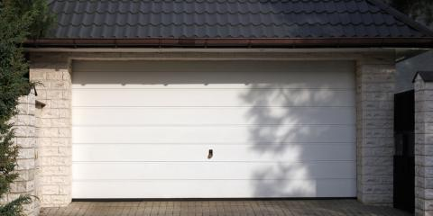3 Reasons Why You Should Never Leave Your Garage Door Partially Open, Carlsbad, New Mexico