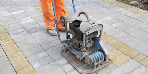 3 Most Popular Types of Concrete Pavers, Windham, Connecticut
