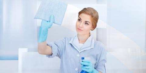 4 Essential Office Cleaning Checklist Items, Tempe, Arizona