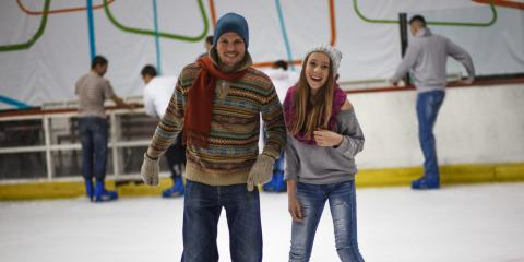 4 Reasons an Hour at the Ice Skating Rink Is a Good Idea, Randolph, New Jersey