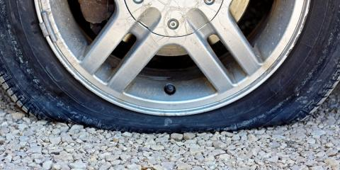 Should You Repair or Replace Your Flat Tire?, Anchorage, Alaska