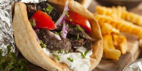 A Brief History of the Gyro, La Crosse, Wisconsin