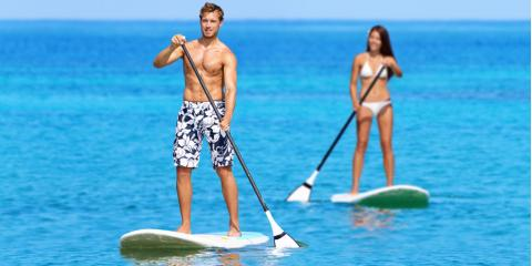 What Are the Workouts Provided by Different Types of Paddleboarding?, Waialua, Hawaii
