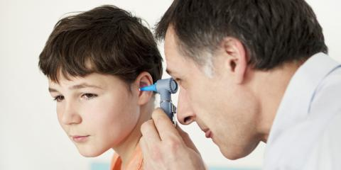 How to Recognize & Avoid Ear Infections, Dalton, Georgia