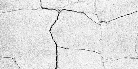 Windham's Ready-Mix Concrete Experts Explain What the Cracks in Your Walls Mean, Windham, Connecticut