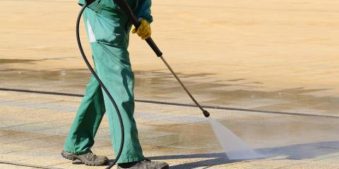 3 Benefits of Hiring a Professional for Power Washing, Southampton, New York