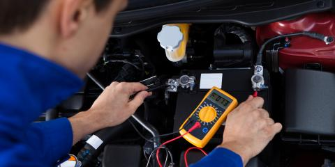 3 Signs You Need a Car Battery Replacement, Florissant, Missouri