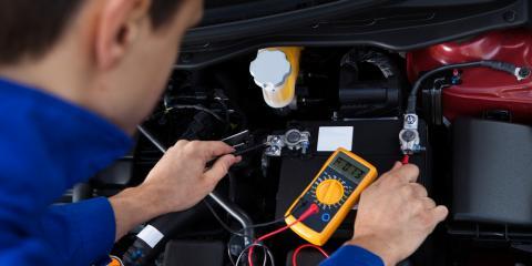 FAQ About Car Batteries, Anchorage, Alaska