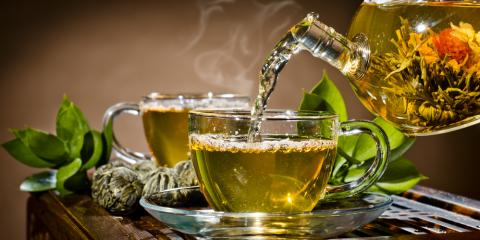 5 Amazing Health Benefits of Tea, North Coast, California