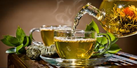 5 Amazing Health Benefits of Tea, Washington, District Of Columbia