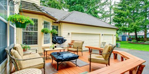 7 Best Patio Furniture Inspirations & More for Spring 2017, German, Ohio