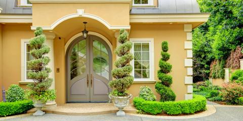 3 Tips for Eliminating Drafty Entry Doors, Newtown, Ohio