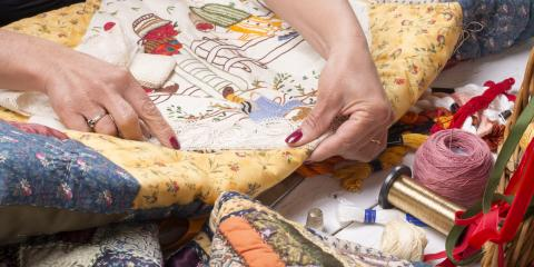 3 Easy Quilt Pointers for Sewing With Grandchildren, Kihei, Hawaii