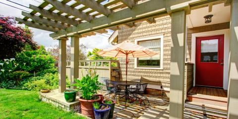 From Pergolas to Porches: 3 Woodworking Projects Perfect for Summer Weather, Norwood, Ohio