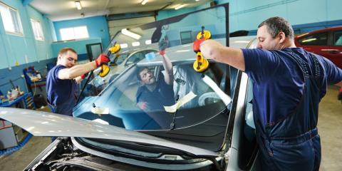3 Reasons Your Damaged Windshield Needs Auto Glass Replacement ASAP, Buffalo, Minnesota