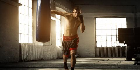 How Boxing Encourages Healthy Weight Loss , Mound, Minnesota