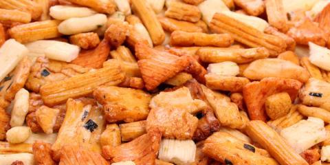 An Introduction to Japanese Rice Crackers, Honolulu County, Hawaii