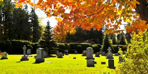 A Brief History of Gravestones, Canandaigua, New York