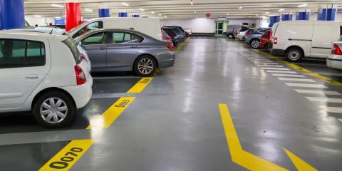 5 Ways to Avoid Parking Lot Collisions , Branson, Missouri