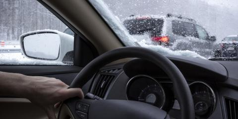How Does Cold Weather Affect the Transmission?, Sharonville, Ohio