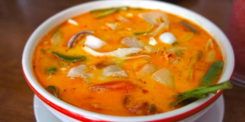 What Is Tom Yum Soup?, Kahului, Hawaii