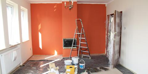 Top 3 Reasons to Choose Paint Over Wallpaper, Perinton, New York