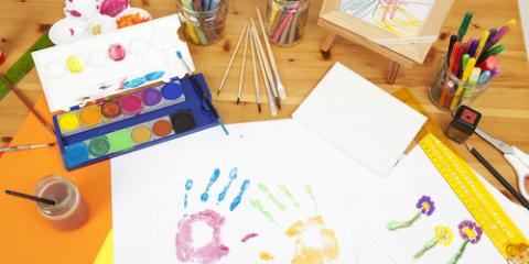 3 Important Benefits Arts And Crafts For Kids Lov In Hands Daycare