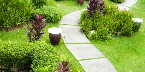 4 Beautiful Ideas for a Garden Walkway , Honolulu, Hawaii