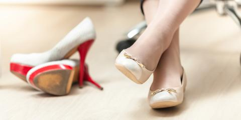 How to Prevent Pain From High Heels, Twinsburg, Ohio