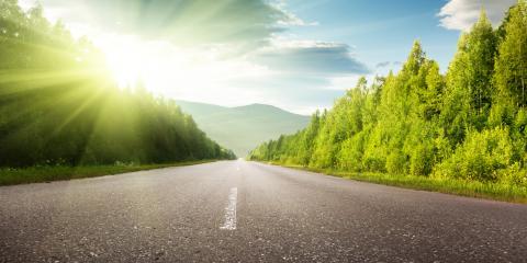 5 Common Asphalt Issues During Summer, Kalispell, Montana