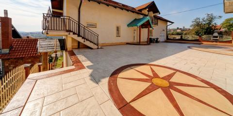 4 Reasons Stamped Concrete Is Perfect for Hardscaping, Stallings, North Carolina